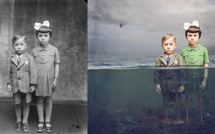 Τέσσερα πορτρέτα της μάνας