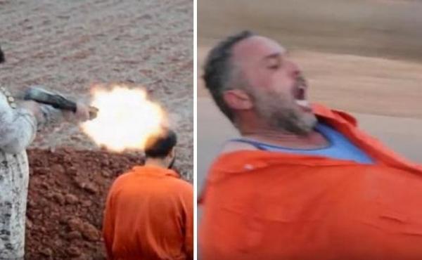 Φρικιαστικές εκτελέσεις από το Ισλαμικό Κράτος στη Λιβύη (ΣΚΛΗΡΕΣ ΕΙΚΟΝΕΣ)