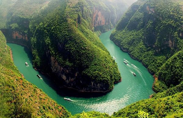 22 Φωτογραφίες με την απίστευτη φυσική ομορφιά της Κίνας!