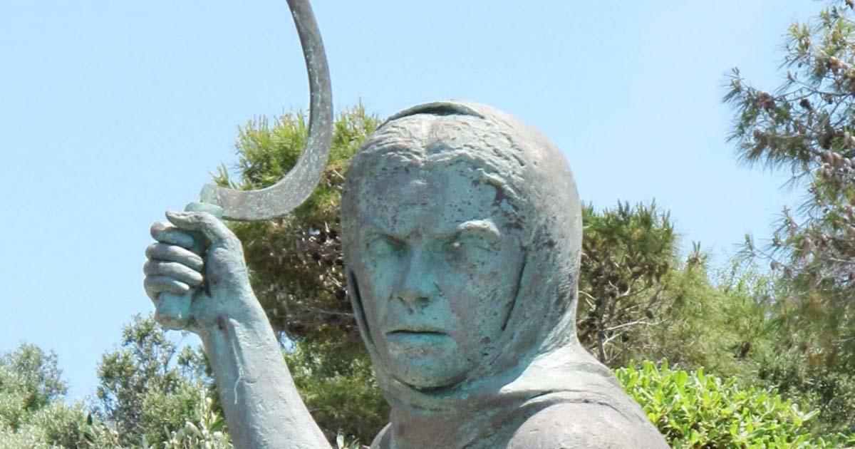 Η Ιστορία της Μανιάτισσας με το δρεπάνι – Άραγε αυτό γιατί δεν μας το διδάξαν στο σχολείο …;