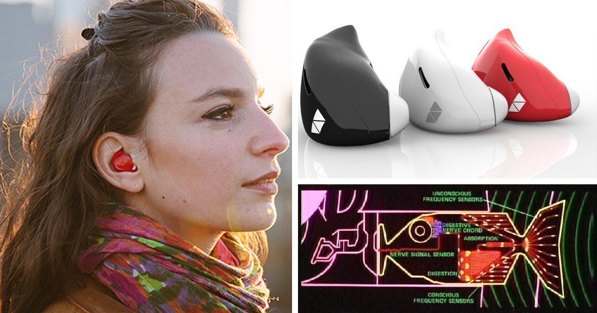 Συσκευή που μπαίνει στο αφτί και μεταφράζει ξένες γλώσσες σε πραγματικό χρόνο!