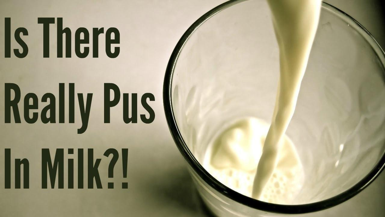 However, the media has really pushed milk consumption in recent years.