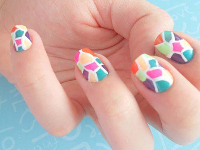Παστέλ μανικιούρ: 48 υπέροχες ιδέες για υπέροχα καλοκαιρινά νύχια (18)
