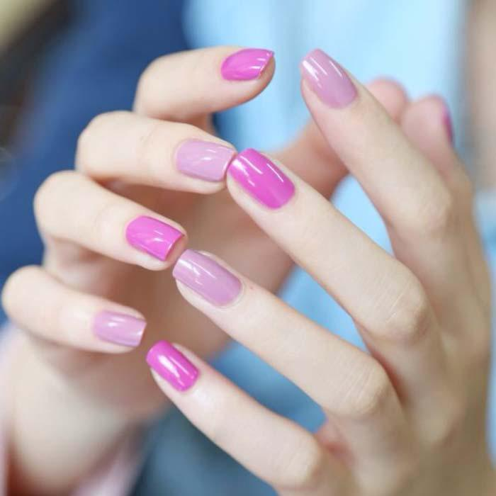 Παστέλ μανικιούρ: 48 υπέροχες ιδέες για υπέροχα καλοκαιρινά νύχια (20)
