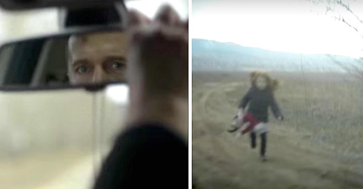 Ένας Πατέρας Εγκαταλείπει την Κόρη του σε έναν Έρημο Δρόμο, αμέσως Μετά Κοιτάζει πίσω στον Καθρέφτη και Ανακαλύπτει την Σοκαριστική Αλήθεια.