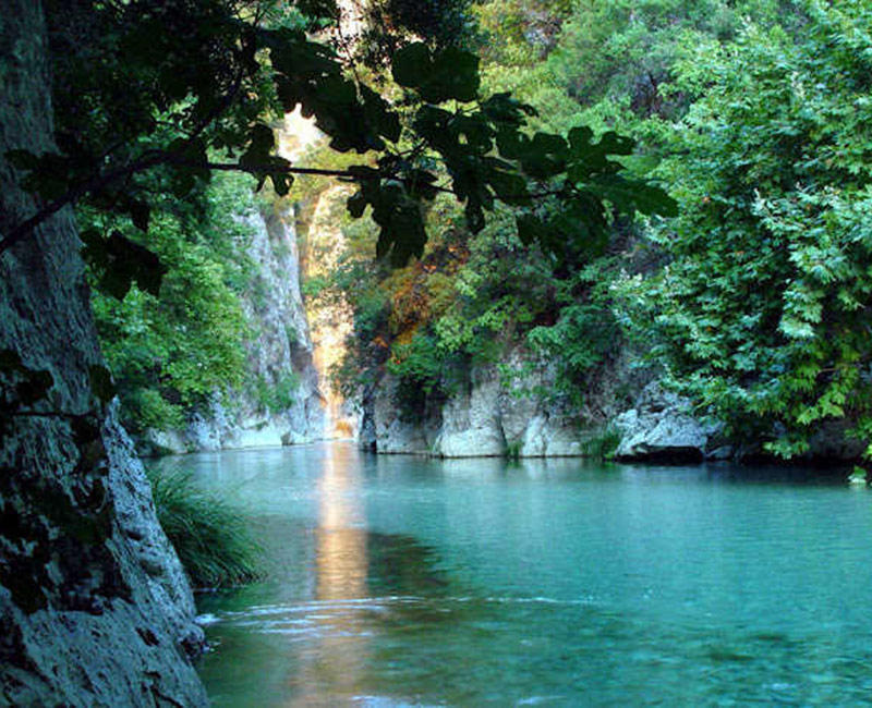 Τοπία που ξεπερνούν κάθε φαντασία: Διασχίζοντας τον μυθικό ποταμό Αχέροντα! (φωτογραφίες) – διαφορετικό