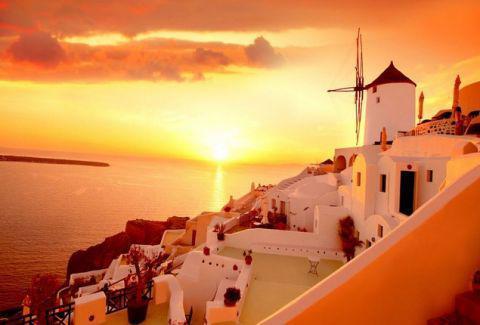 Μοναδικά ηλιοβασιλέματα στα νησιά του Αιγαίου που θα σας πλανέψουν ...