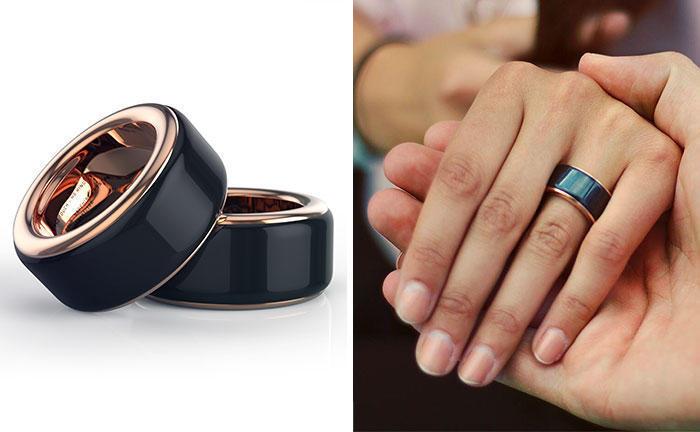 Έφτιαξαν δαχτυλίδι με το οποίο ακούς τους παλμούς του αγαπημένου σου όπου κι αν βρίσκεσαι.