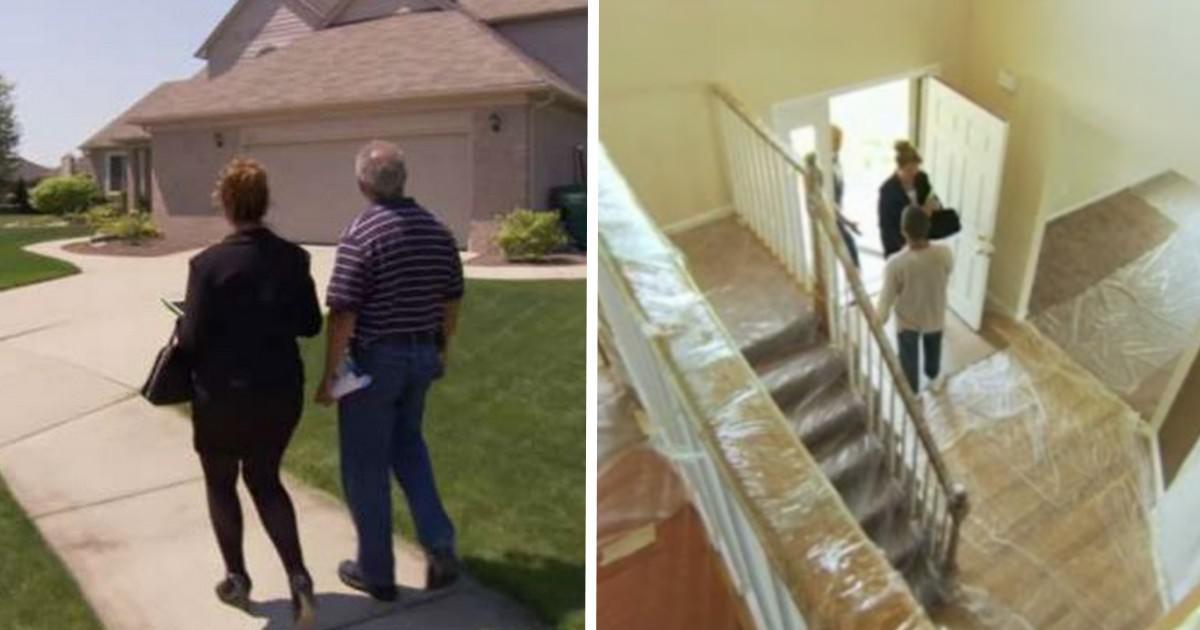 Αυτός ο τύπος τύλιξε ολόκληρο το σπίτι του με διάφανη μεμβράνη για να το διατηρήσει σαν καινούργιο.
