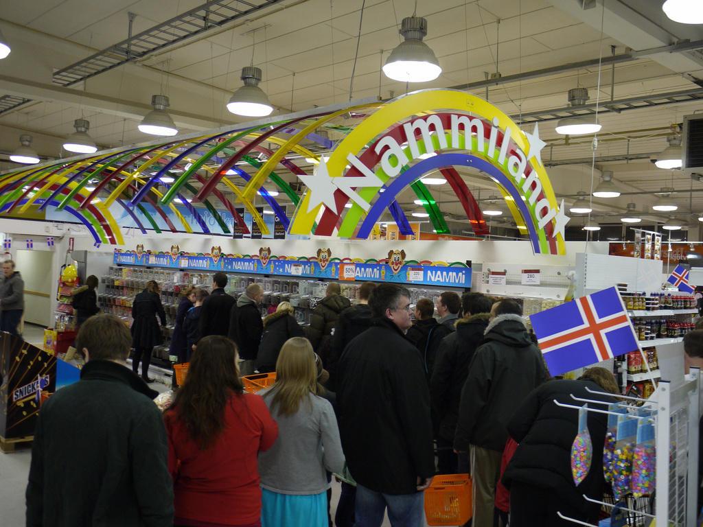 Ισλανδία ραντεβού εφαρμογή