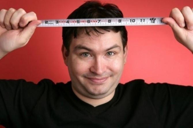 Πόσο μεγάλο είναι ένα αρσενικό πέος