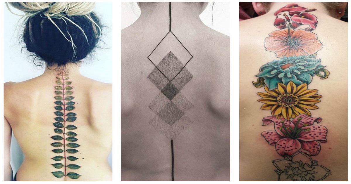 24 Tattoo για την πλάτη που θα δώσουν άλλη γοητεία στην σπονδυλική σας στήλη.