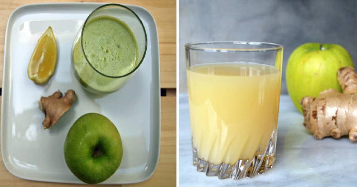 Φτιάξτε σπιτικό χυμό με αυτά τα 3 συστατικά και καθαρίστε το έντερο αποβάλλοντας όλες τις βλαβερές τοξίνες.