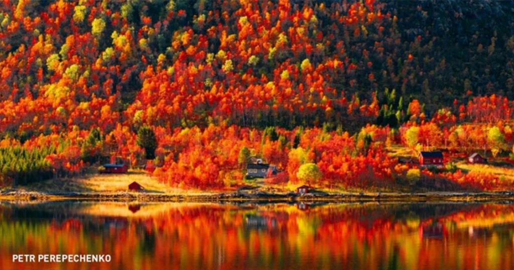 20 μέρη που είναι πραγματικά ονειρεμένα το φθινόπωρο