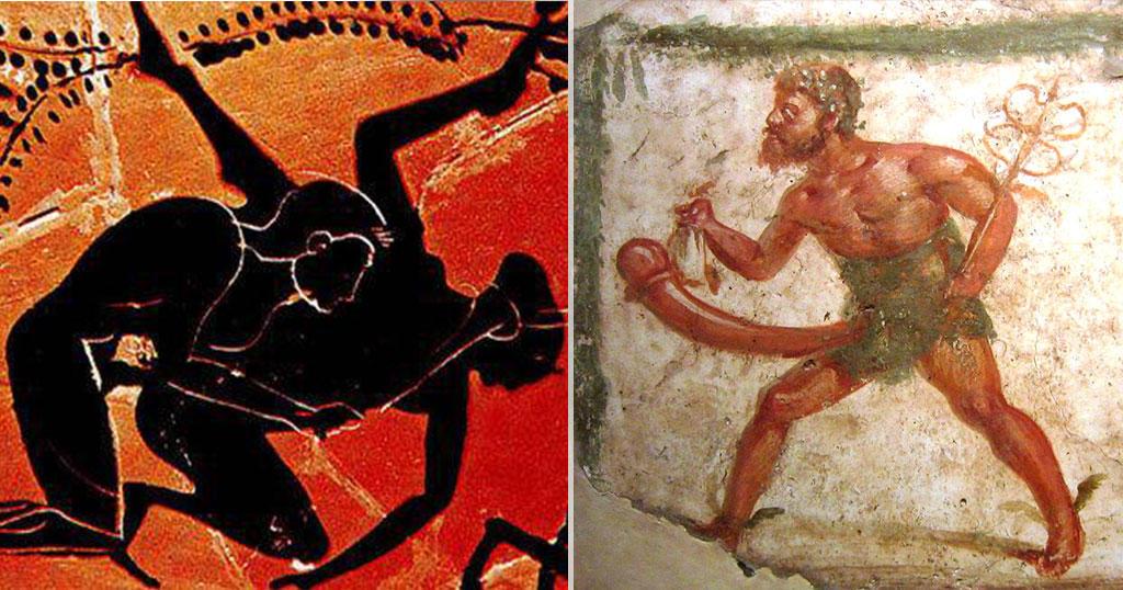 Οι εγγυημένες τεχνικές των Αρχαίων Ελλήνων για να έχουν δύναμη και διάρκεια στον έρωτα.