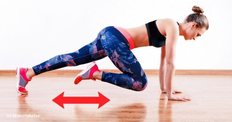 12 απλές ασκήσεις γυμναστικής που θα σας βοηθήσουν να αποκτήσετε το τέλειο σώμα. Δώστε βάση στην 3η!