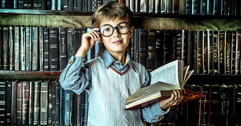 Η επιστήμη μίλησε: ΟΛΑ τα παιδιά κληρονομούν την εξυπνάδα τους από έναν και μόνο γονέα. Δείτε από ΠΟΙΟΝ!