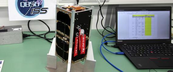 Ο πρώτος δορυφόρος ελληνικής κατασκευής είναι έτοιμος και θα εκτοξευτεί στις 30 Δεκεμβρίου