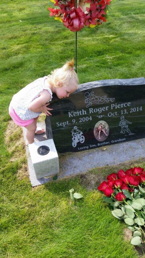 Image: Remembering Keith Pierce