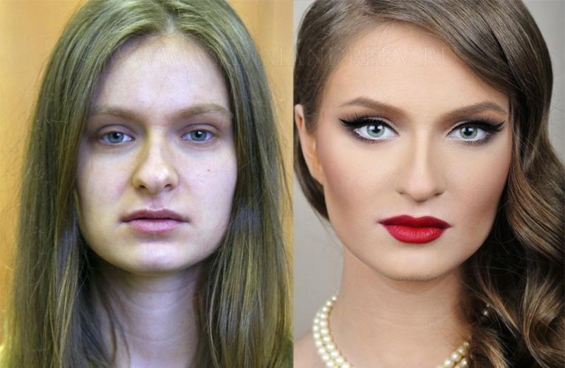 17 καθημερινές γυναίκες μεταμορφώνονται σε αληθινές πριγκίπισσες μόνο με τη βοήθεια του μακιγιάζ