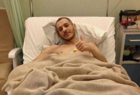 Συγκλονίζει ο νεαρός Έλληνας Dj με την σπάνια μορφή καρκίνου – Το σπαρακτικό μήνυμά του μετά το 8ωρο δύσκολο χειρουργείο