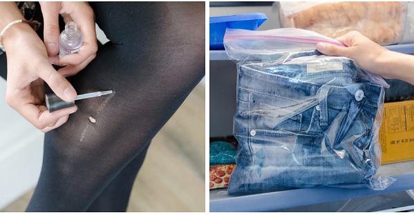 20+1 πανέξυπνα κόλπα για τα ρούχα που κάθε γυναίκα ΠΡΕΠΕΙ να δοκιμάσει.