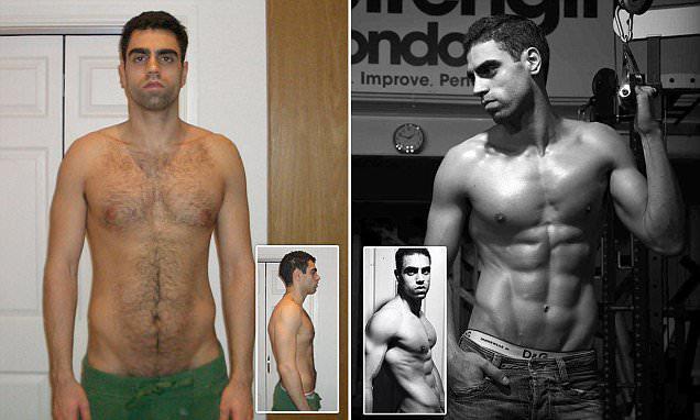 31χρονος αποκτά το ΤΕΛΕΙΟ σώμα σε μόλις 12 εβδομάδες και μας αποκαλύπτει το μεγάλο μυστικό του
