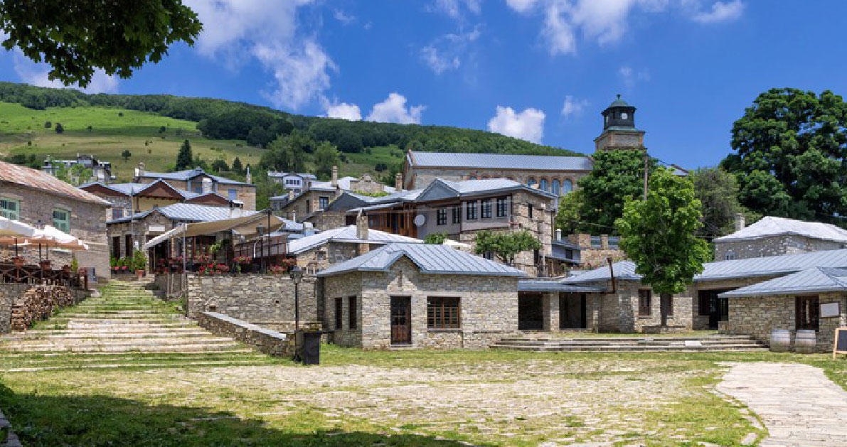 To παραδοσιακό χωριό στην Φλώρινα που έχει χαρακτηριστεί ένα από τα 10 ωραιότερα της Ευρώπης.