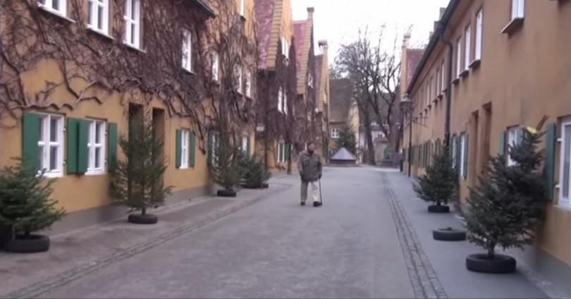 Πρόγραμμα στέγασης στην Γερμανία έχει ενοίκιο μόλις ένα δολάριο τον χρόνο. Οι κάτοικοι όμως θα πρέπει να κάνουν 3 πράγματα…