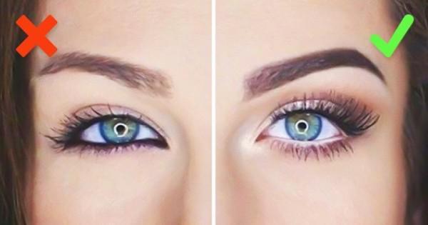8 ΧΡΥΣΑ μυστικά για να κάνετε τα μάτια σας περισσότερο εκφραστικά
