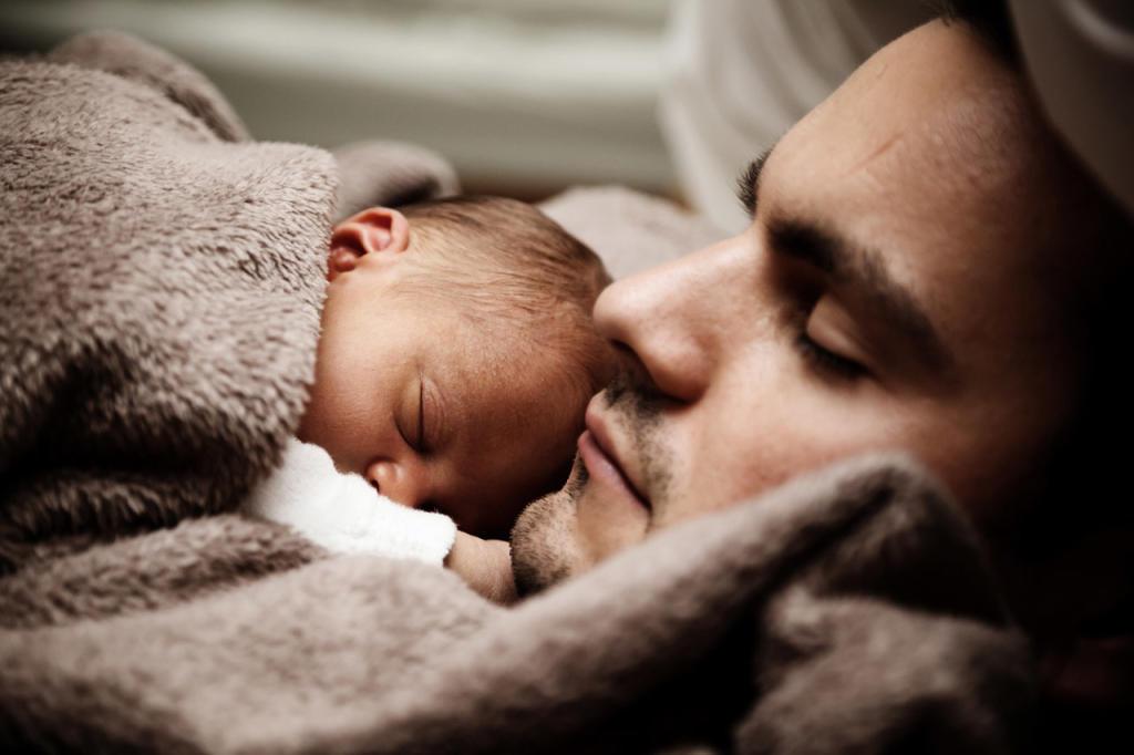 Η κακή διάθεση του πατέρα μπορεί να επηρεάσει επικίνδυνα την ανάπτυξη των παιδιών, σύμφωνα με νέα έρευνα