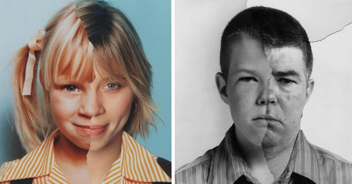 Πώς αλλάζουν τα πρόσωπά μας όταν γερνάμε – 19 φωτογραφίες που θα σας εκπλήξουν!
