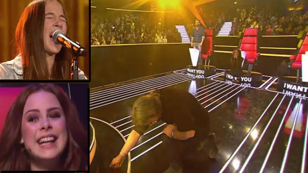 Έκλαιγαν οι κριτές, την προσκυνούσε όλο το studio! Τα έσπασε!
