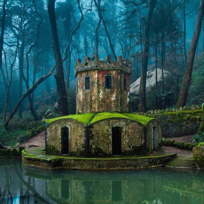 Εκπληκτικές φωτογραφίες από εγκαταλελειμμένα μέρη (1)