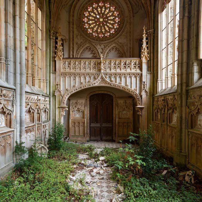 Εκπληκτικές φωτογραφίες από εγκαταλελειμμένα μέρη (9)