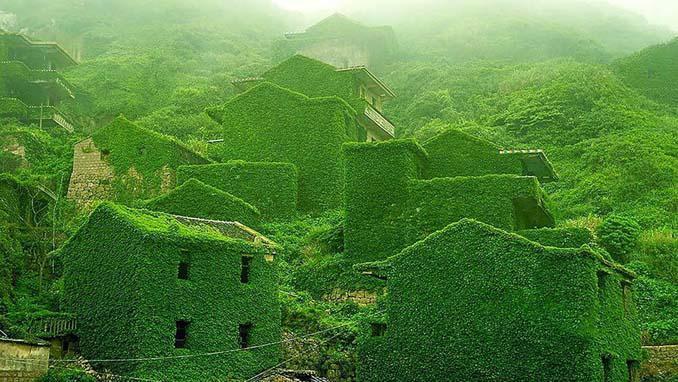Εκπληκτικές φωτογραφίες από εγκαταλελειμμένα μέρη (15)