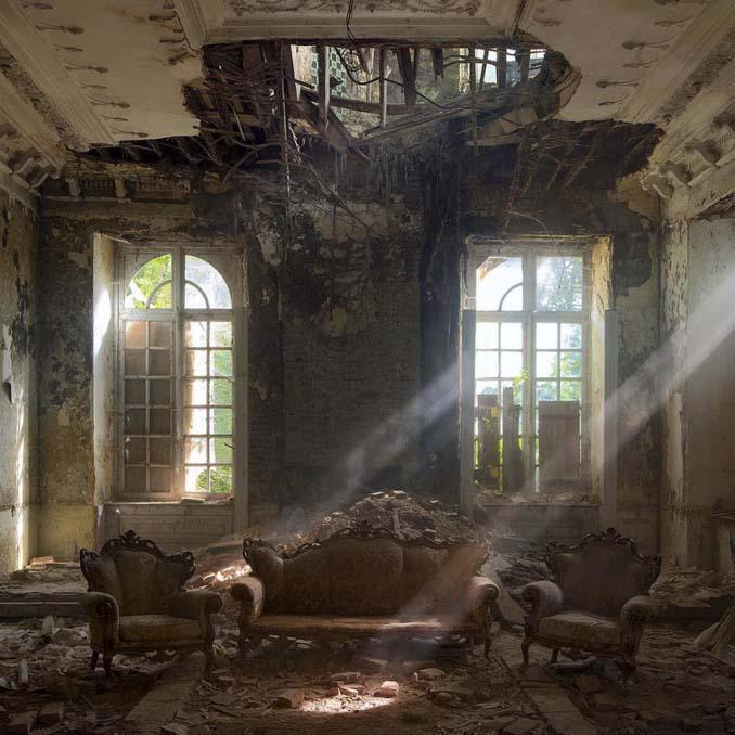 Εκπληκτικές φωτογραφίες από εγκαταλελειμμένα μέρη (18)
