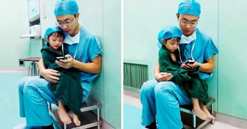 10+1 υπέροχες φωτογραφίες που δείχνουν ότι υπάρχει ακόμη καλοσύνη στις καρδιές των ανθρώπων. Η 9η θα σας καθηλώσει