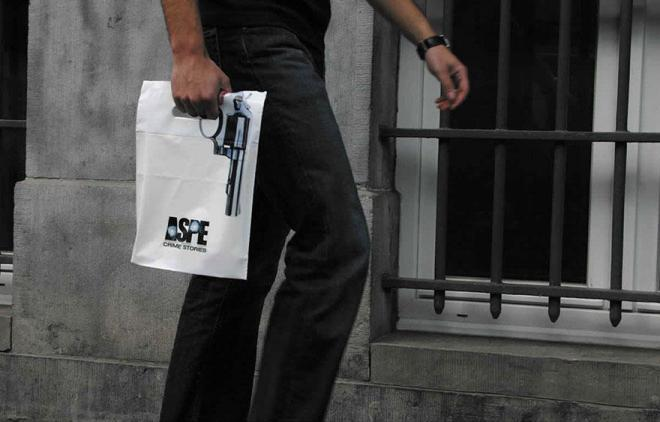 27 πανέξυπνες και πρωτότυπες τσάντες καταστημάτων που όποιος τις ... 8b134beb947
