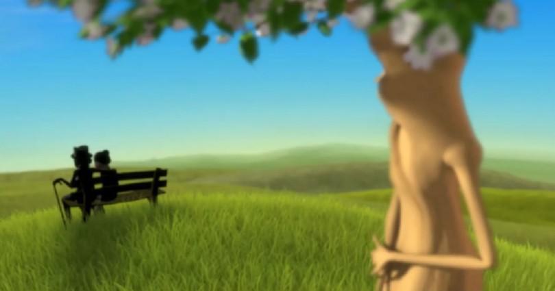 Tα ερωτευμένα δέντρα: Mια υπέροχη ταινία μικρού μήκους με ένα πολύ βαθύ νόημα που θα σας αγγίξει
