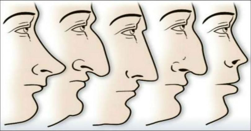 Δείξε μου τη μύτη σου να σου πω ποιος είσαι