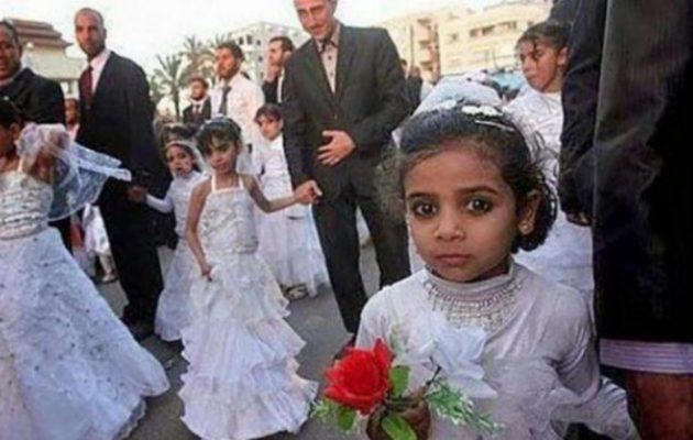 Στην Τουρκία υπερψήφισαν νομοσχέδιο που αθωώνει τους βιαστές παιδιών αν παντρευτούν το θύμα