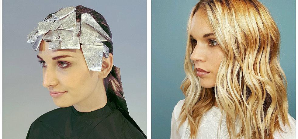 Ξεχάστε το ombre! Η νέα τάση στα μαλλιά λέγεται eclipting και πρέπει να την δοκιμάσετε!