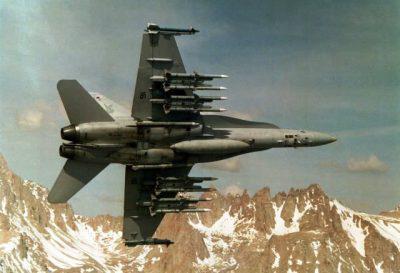 Αεροσκάφος τύπου «F/A – 18 Hornet»