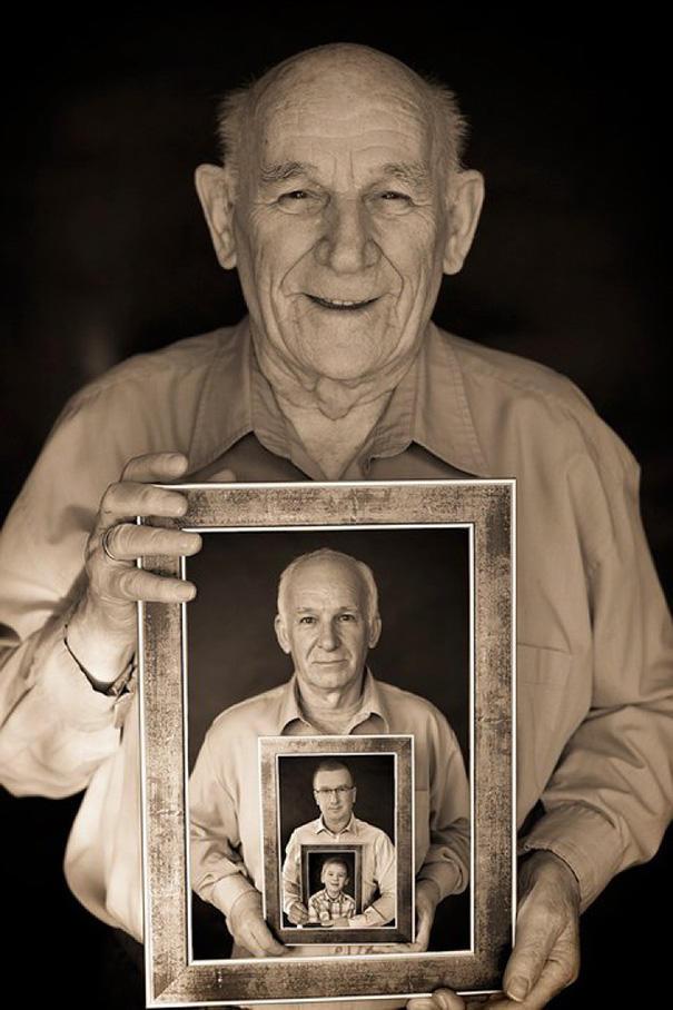 40 οικογενειακές φωτογραφίες που θα αγγίξουν την καρδιά σας - Εικόνα1