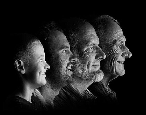 40 οικογενειακές φωτογραφίες που θα αγγίξουν την καρδιά σας - Εικόνα11