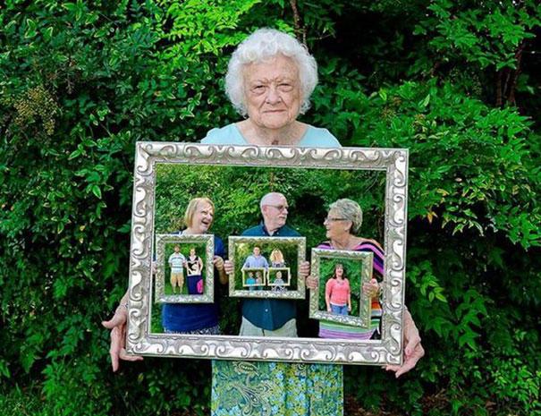 40 οικογενειακές φωτογραφίες που θα αγγίξουν την καρδιά σας - Εικόνα14