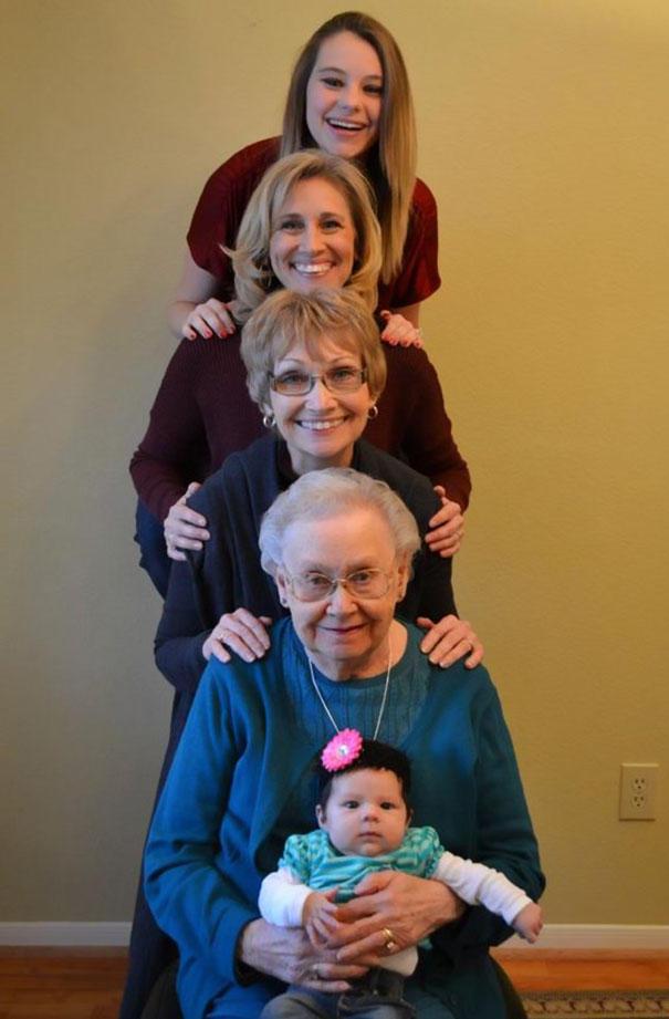 40 οικογενειακές φωτογραφίες που θα αγγίξουν την καρδιά σας - Εικόνα15