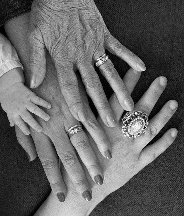 40 οικογενειακές φωτογραφίες που θα αγγίξουν την καρδιά σας - Εικόνα28