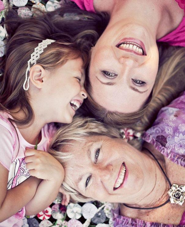 40 οικογενειακές φωτογραφίες που θα αγγίξουν την καρδιά σας - Εικόνα30